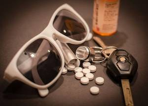 St. Charles prescription medication DUI lawyer